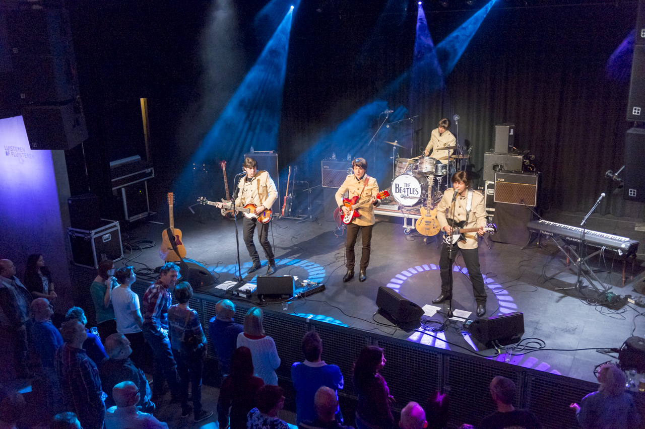 The Be4tles - Gebouw-T - Bergen op Zoom